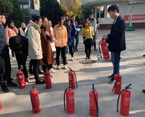 全國消防宣傳月—博康健消防培訓